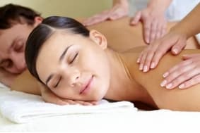 Couples Swedish Massage (60 mins)